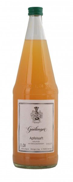 Apfelsaft, alkoholfrei