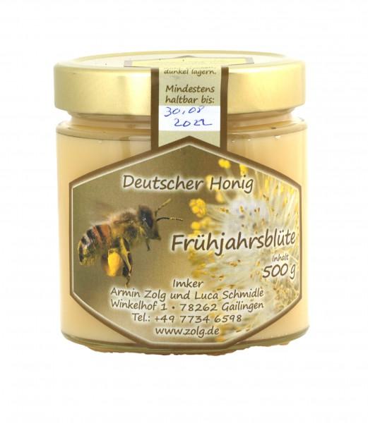 Deutscher Honig Frühjahrsblüte